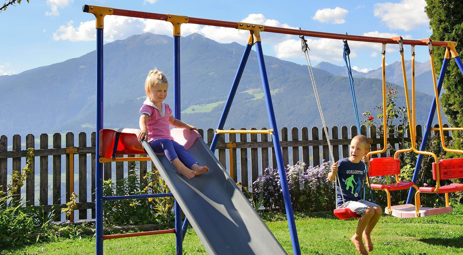 Kircherhof | Vacanze avventura in agriturismo con bambini in Alto Adige