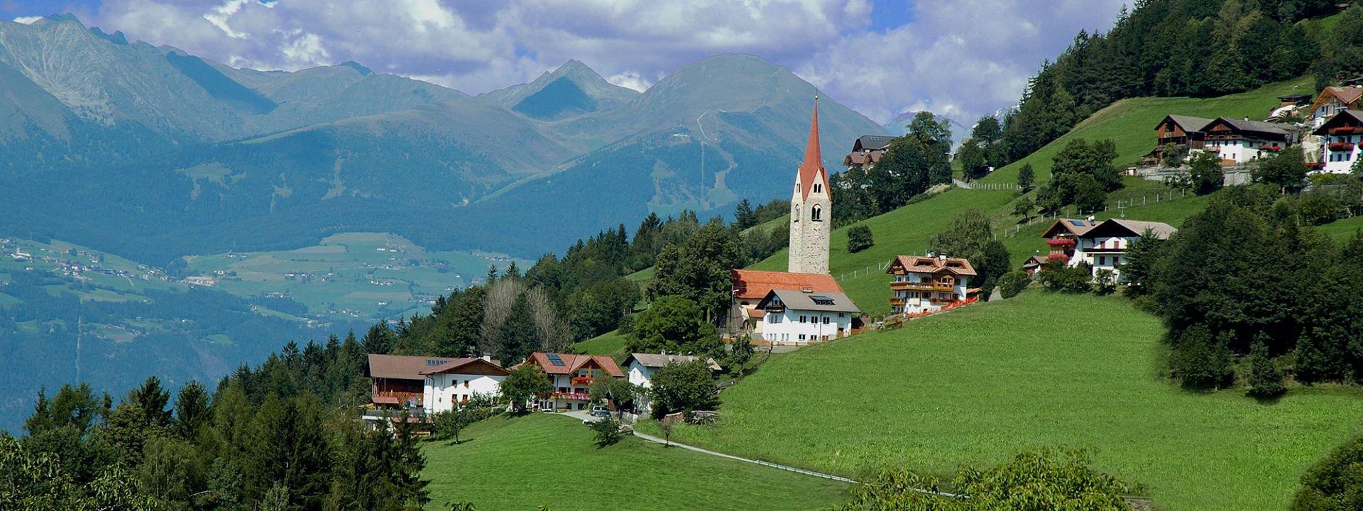 Maso Kircherhof – Vacanze in agriturismo vicino a Bressanone