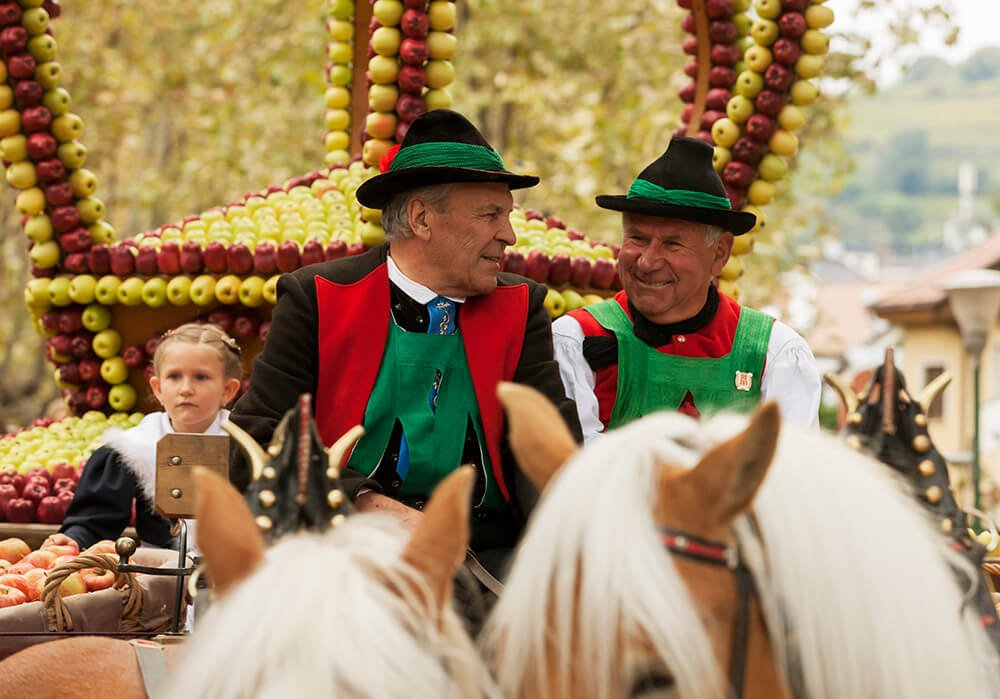Fascinating autumn holidays: colourful events in Val d'Isarco