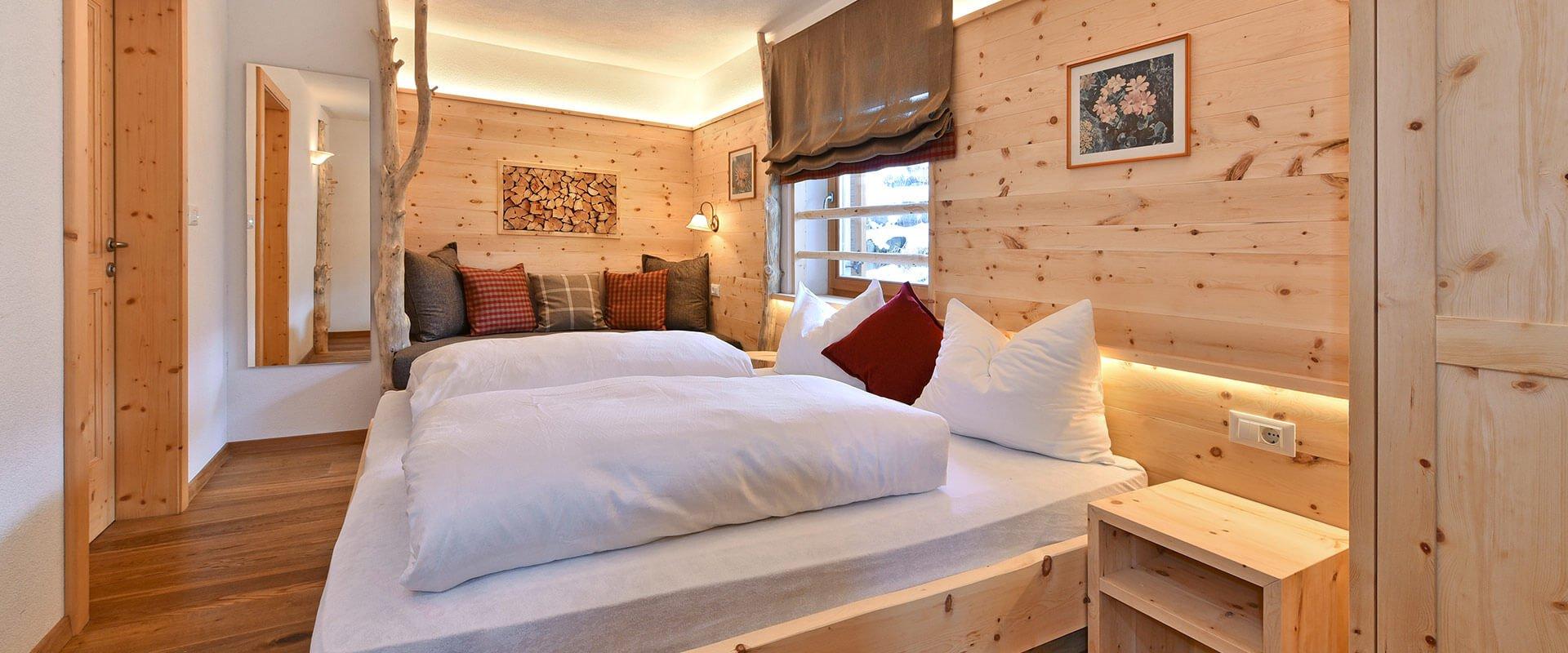Bauernhofurlaub Südtirol - Ferienwohnungen