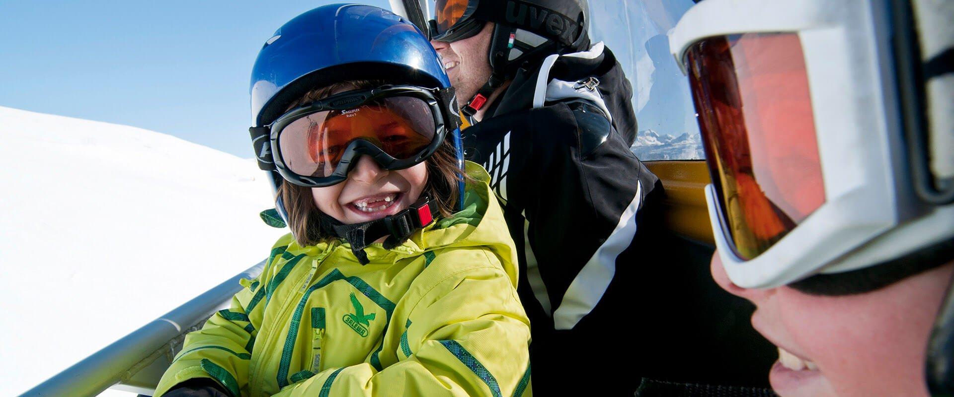 Erlebnisreicher Skiurlaub in Südtirol - Winterurlaub an der Plose im Eisacktal