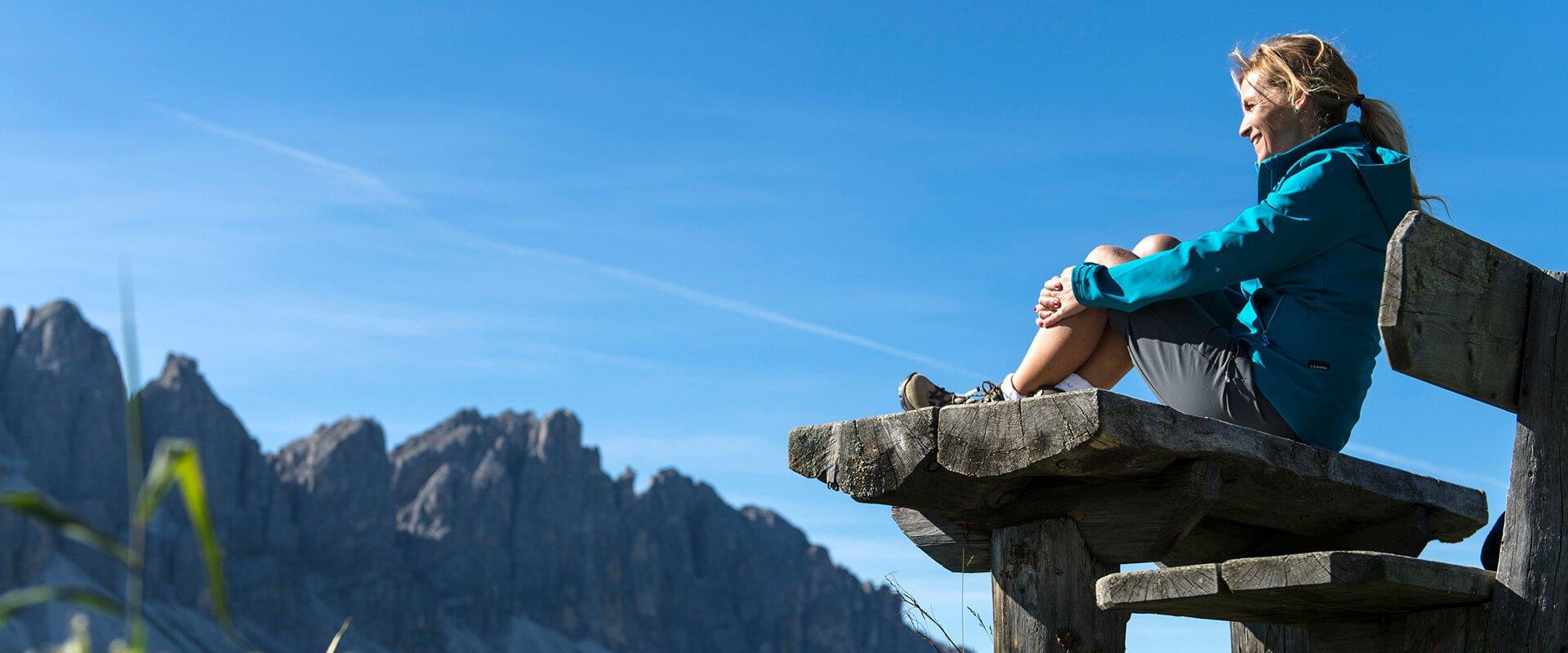 Sommerurlaub Südtirol auf dem Kircherhof | Brixen - Plose - Dolomiten