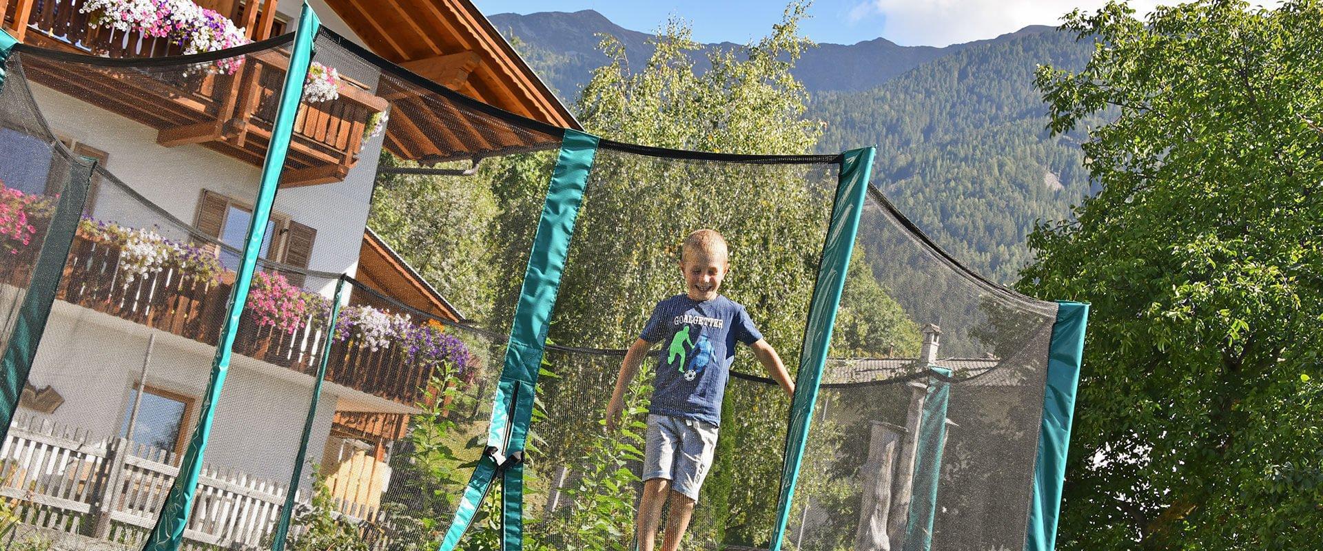 Kinderurlaub Südtirol - Urlaub mit Kindern auf dem Bauernhof