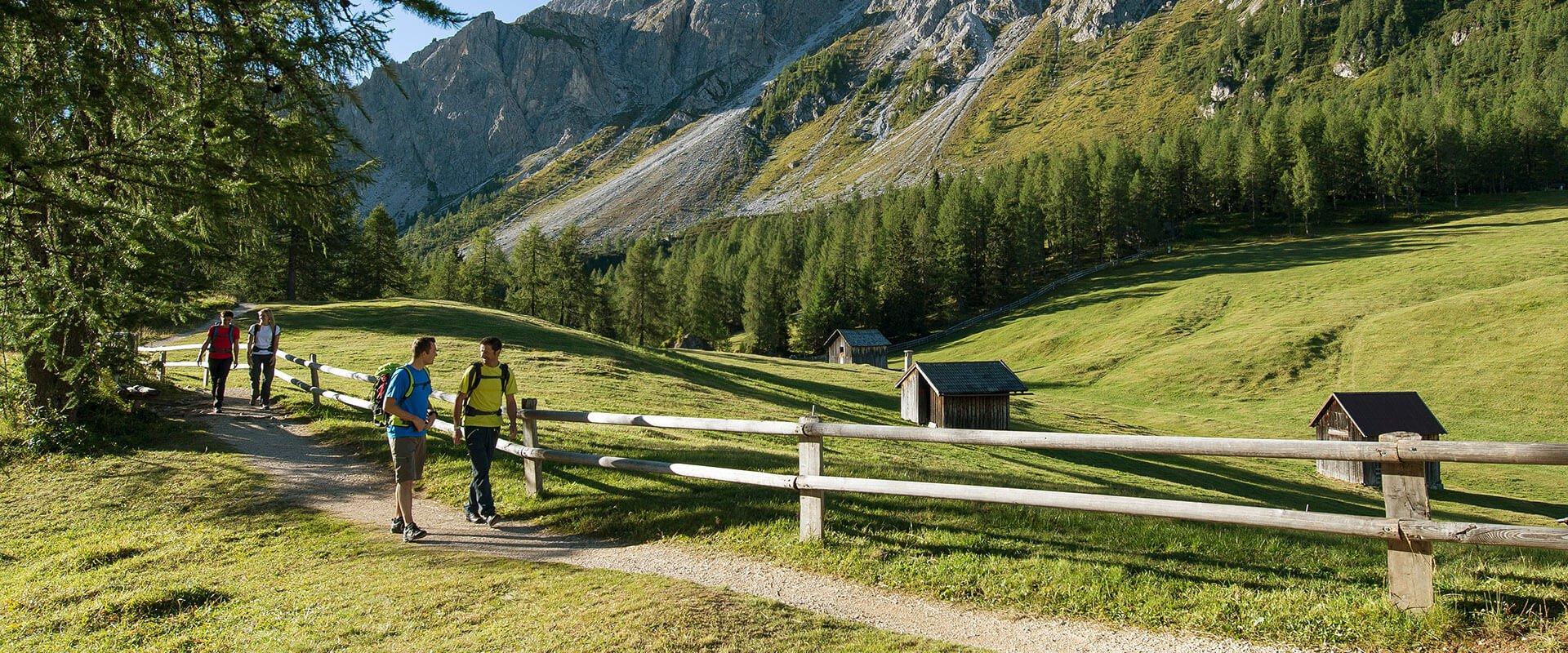 Wanderparadies Plose – Bergerlebnisse vor alpiner Kulisse im Eisacktal